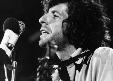 Умер легендарный певец и композитор Леонард Коэн