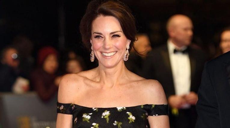 Кейт Миддлтон посетила церемонию вручения наград BAFTA