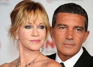 Мелани Гриффит призналась, что она виновата в разводе с Антонио Бандерасом