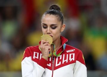 Олимпийская чемпионка Маргарита Мамун вышла замуж