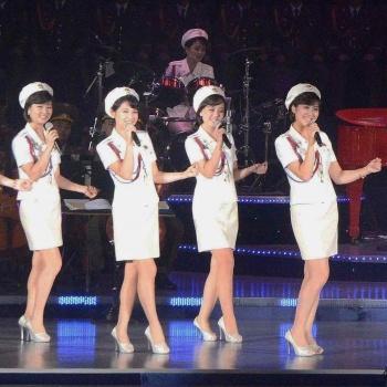 Северокорейской поп-группе предложили спеть на Олимпиаде