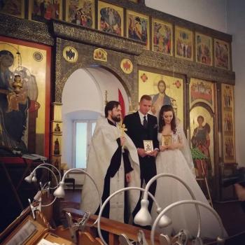Анастасия Костенко прокомментировала венчание с Дмитрием Тарасовым