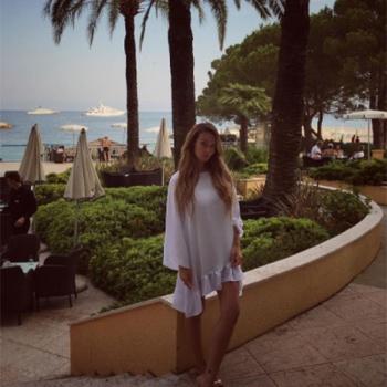 Алена Водонаева отметила день рождения с женихом в Монте-Карло