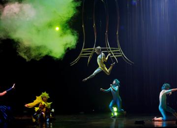 Акробат Cirque du Soleil разбился во время представления
