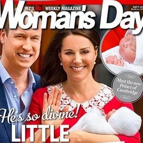 Читатели журнала ужаснулись лицам принца Уильяма и Кейт Миддлтон