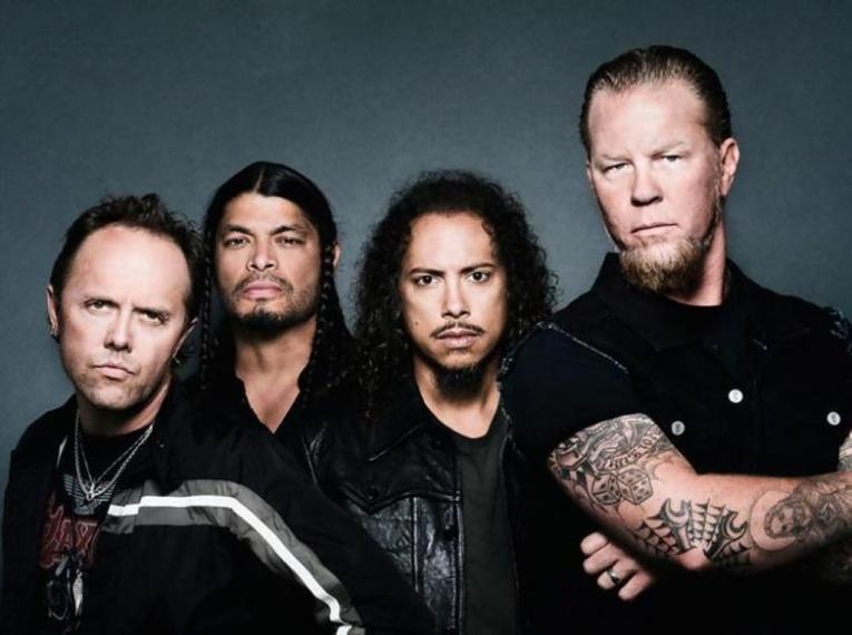 Metallica анонсировала новую пластинку