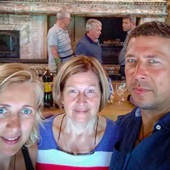 Актер Андрей Мерзликин показал маму, победившую онкологию