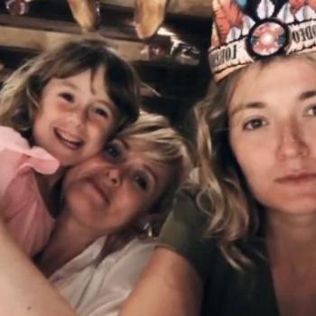 Сестра Анны Михалковой впервые показала дочь актрисы