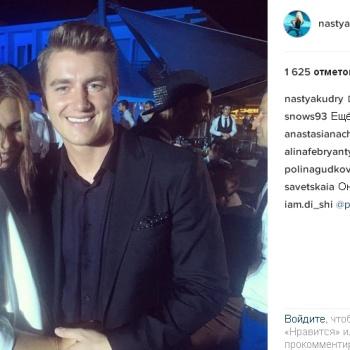 Алексей Воробьев закрутил роман?