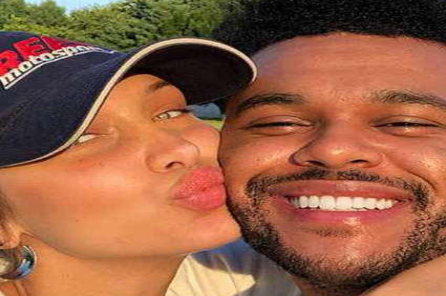 The Weeknd поздравил Беллу Хадид с днем рождения
