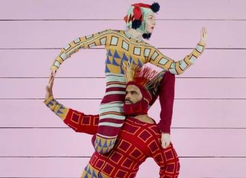 XIII Международный фестиваль-школа современного искусства «Территория»