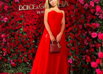 Дочь Дмитрия Маликова показала фото с бала Tatler