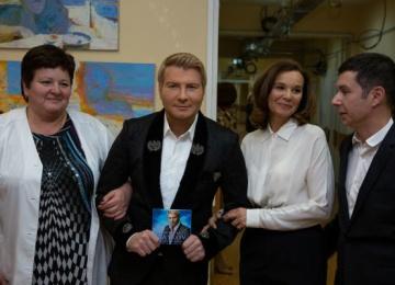 Николай Басков провел благотворительный концерт