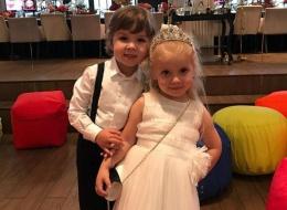 Как дети Максима Галкина и Аллы Пугачевой готовились к Новому году?
