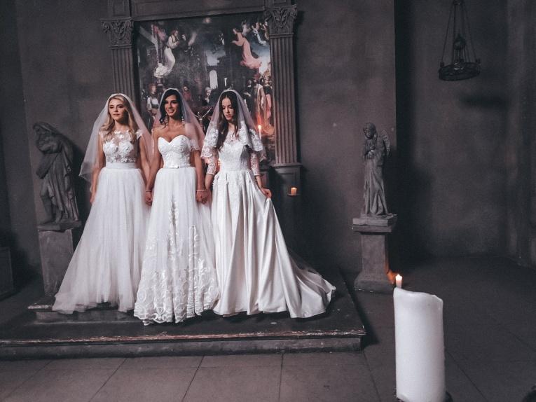 Группа «Пропаганда» сыграли свадьбу на троих