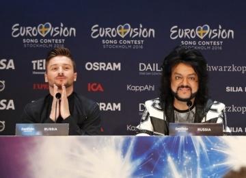 Сергей Лазарев рассказал о подготовке к «Евровидению»