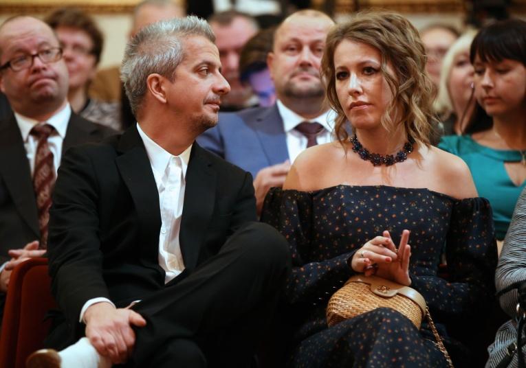 Ксения Собчак выбрала самый несчастливый день для свадьбы