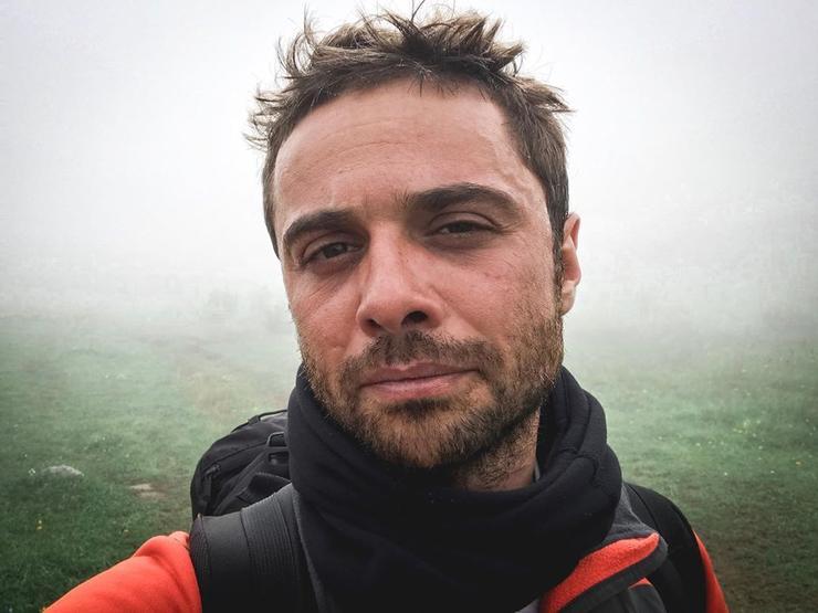 Илья Глинников ушел в горы